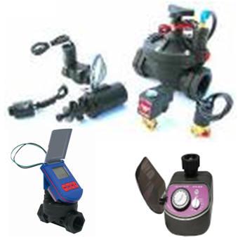 Magnetventil und Steuergeräte