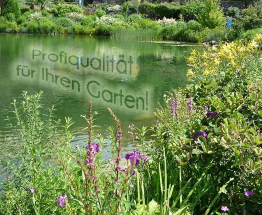 Profiqualität für Ihren Garten!