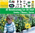 AquaTeam Gartenbewässerungs-Set  50 START PRO